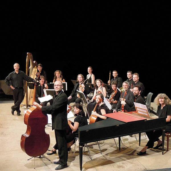 Ensemble baroque de Toulouse